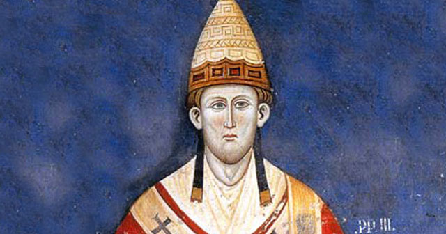 a biography of pope callistus Callistus proved himself worthy of the pope's confidence in him st zephrinus not only ordained him a priest, but also made him his friend and advisor later on, st callistus himself became pope some people complained because he showed too much mercy to sinners.