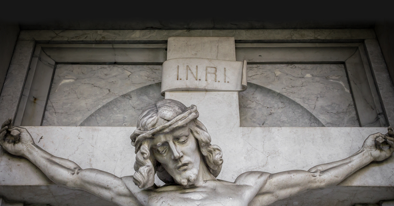 """What Does """"INRI"""" On The Crucifix Actually Mean? 