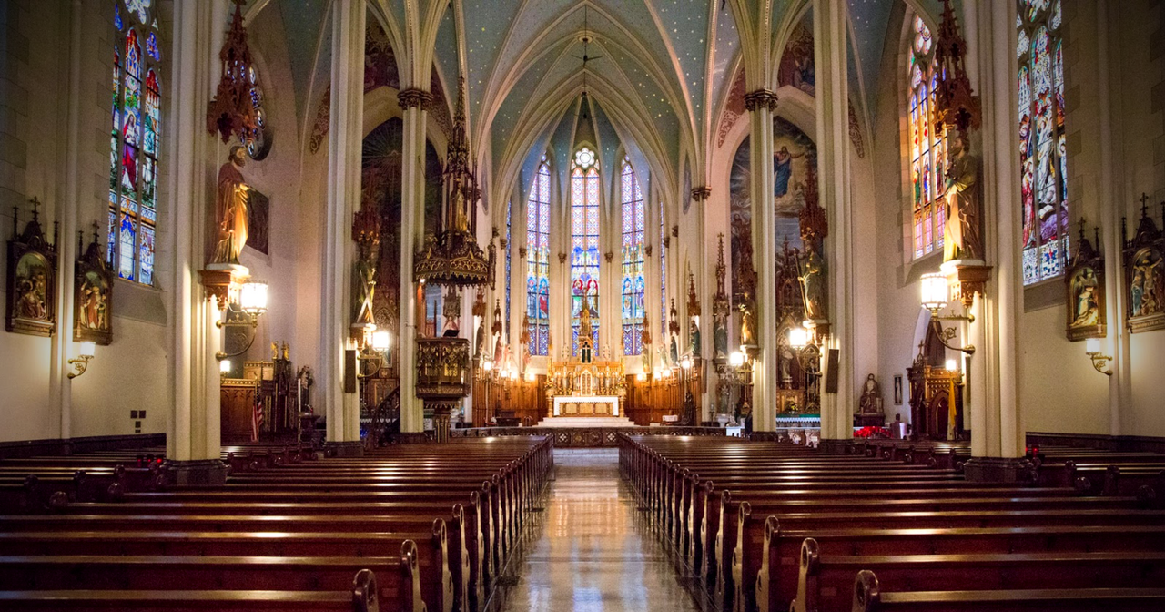 What Causes Young People to Convert? Beautiful Churches and Cathedrals, Says Study   uCatholic