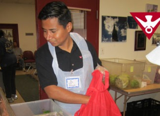 Advent activities and service projects